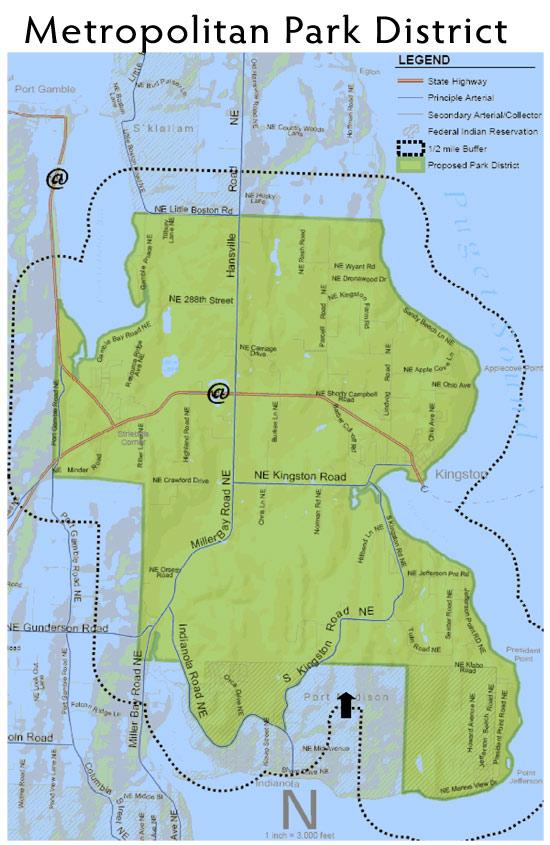 MPD Map