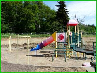 Playground Rehabilitation My Village Green